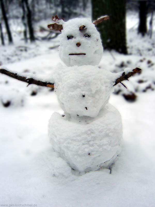 Broadcaster - Schneebilder lustig ...